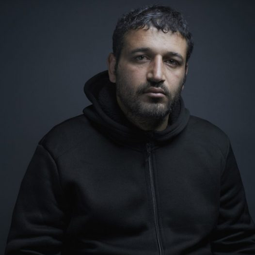 Basem, born in Palestinian Territories