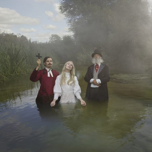 Baptism in the River Thames, 2018