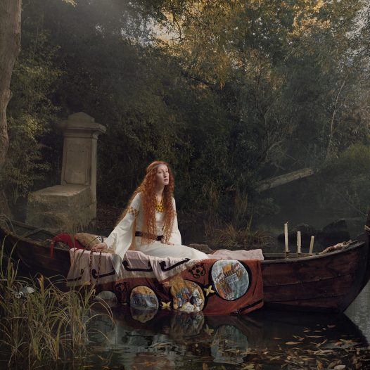 The Lady of Shalott, 2018