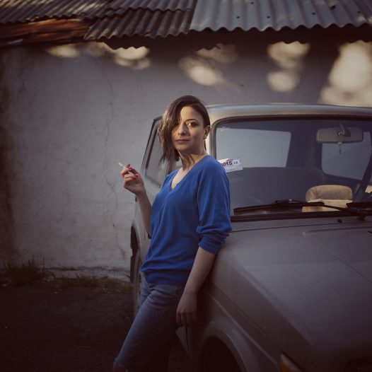 Ålyona Grigoryan studies philosophy and lives in Yerevan, Armenia